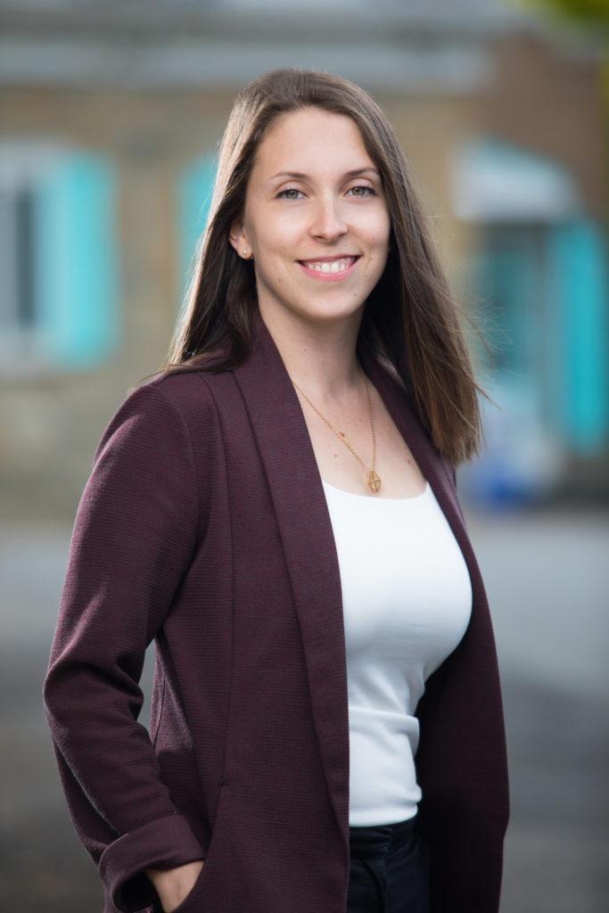 Valérie Leduc, physiothérapeute et cofondatrice de Novophysio